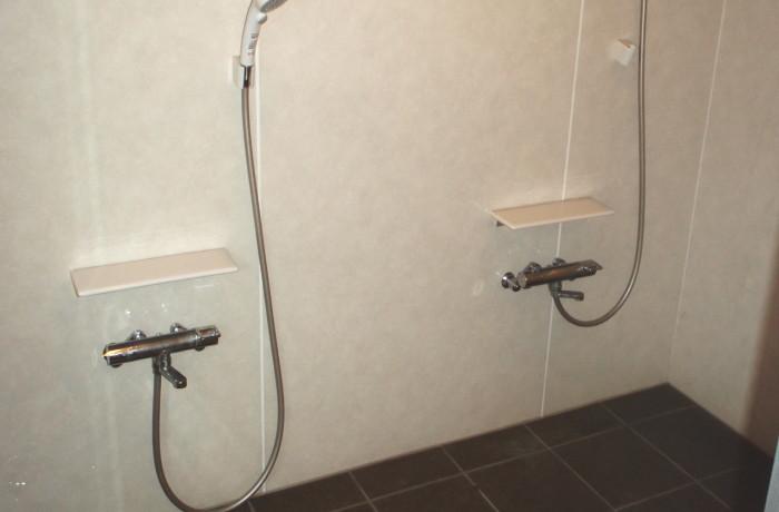 桑名市K様工場 従業員浴室リフォーム工事
