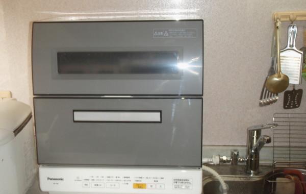 岐阜県海津市O様邸 据置型食器洗い洗浄器設置