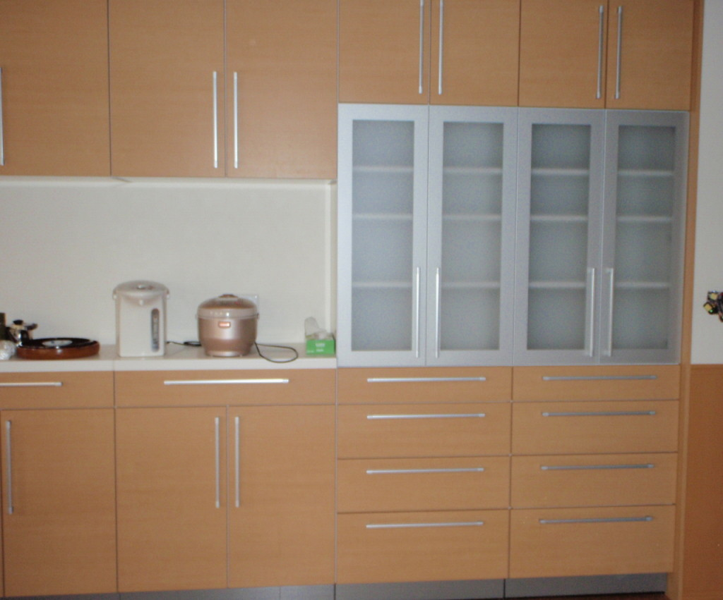 三重県桑名市 システムキッチン3設置工事後